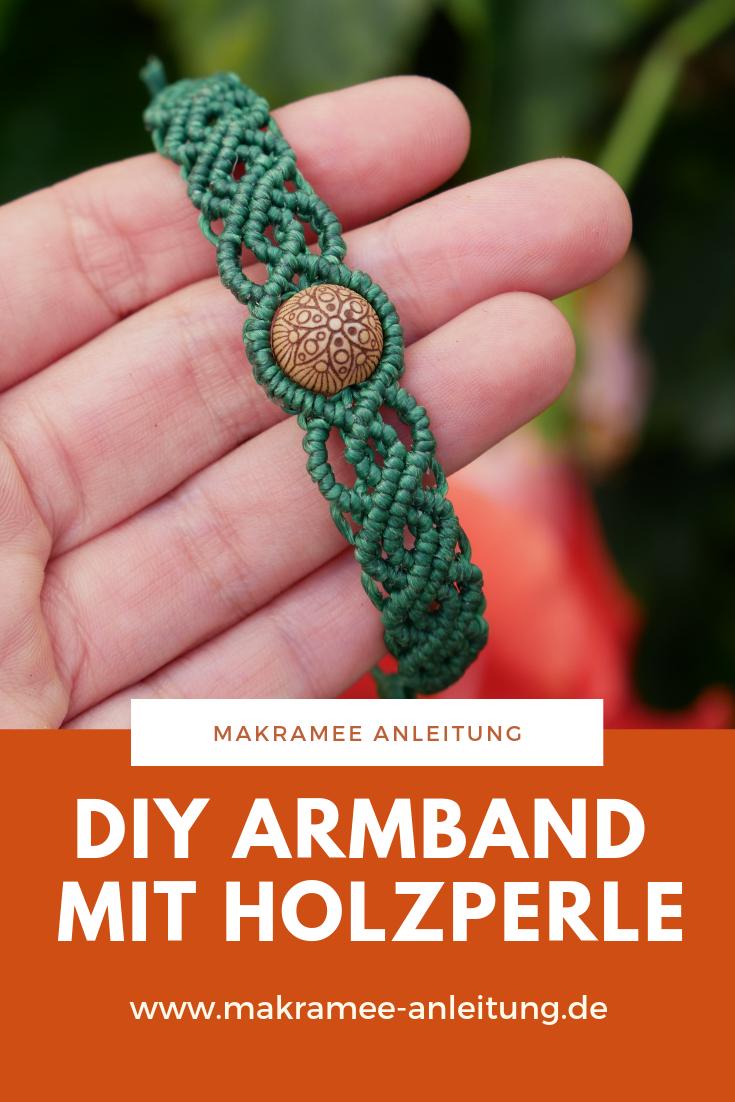 Makramee Armband DIY