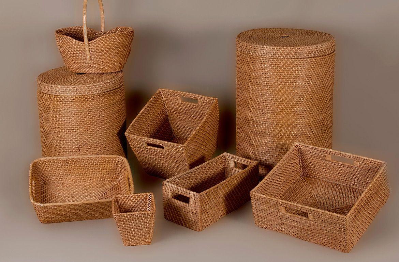 Cester a cestas mimbre baules navidad cestas - Cestos de madera ...