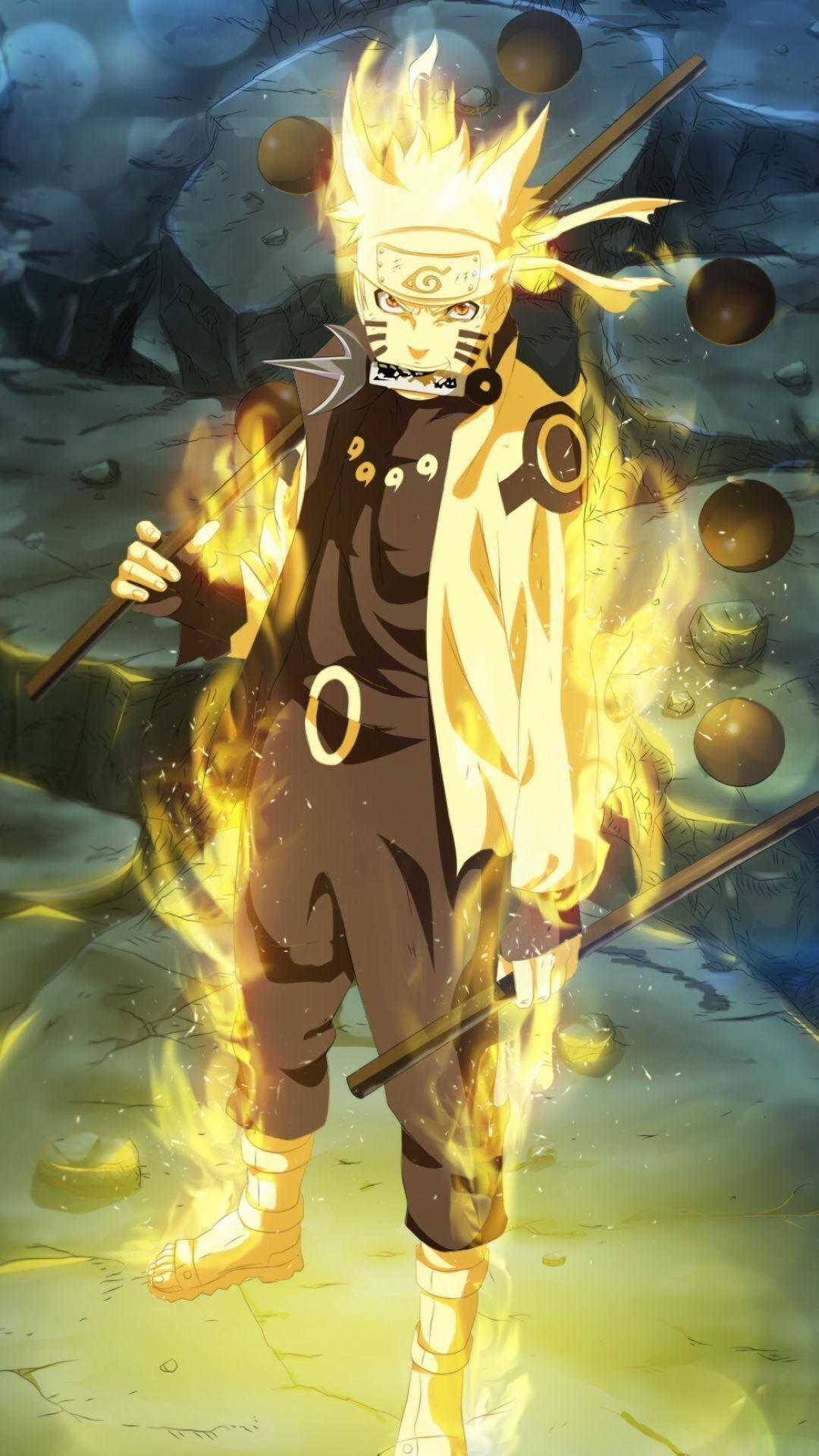 Naruto Modo Sabio Dos Seis Caminhos Tattoos Pinterest Manga