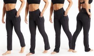 2ecbab545ba Groupon - Marika Women s Pocket Yoga Pants in Lengths. Plus Sizes  Available. . Groupon deal price   21.99