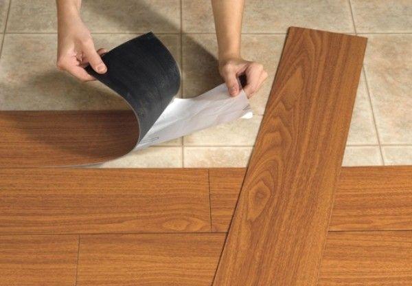 Cool Linoleum Wood Flooring 256939 Home Design Ideas Bathroom