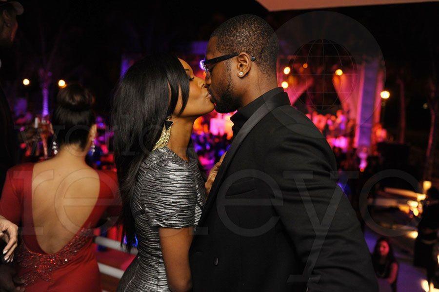 Gabrielle Union Kissing Scene