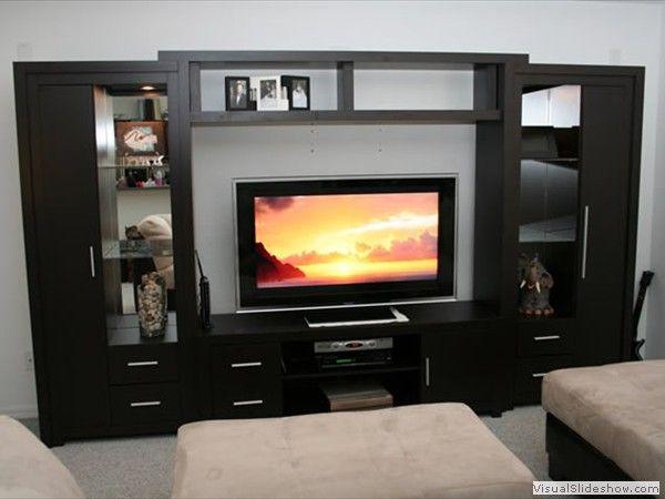 Resultado de imagen para mueble para la tv diy furniture - Mueble tv pared ...