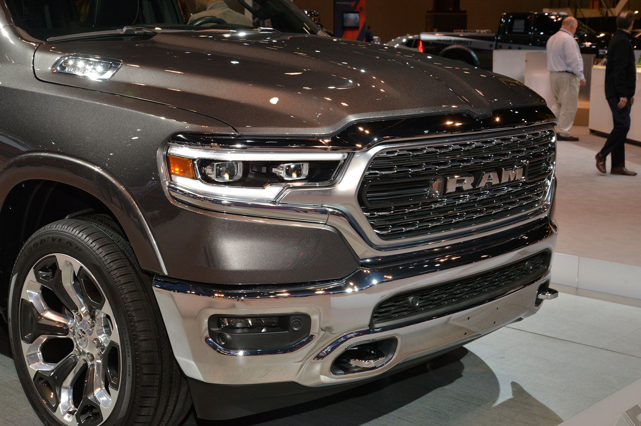 Three Fun 2019 Ram 1500 Easter Eggs Discovered in Chicago Motor