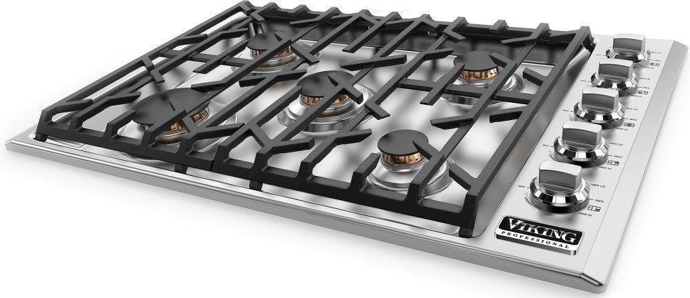 Viking 30 Inch Gas Cooktop Kitchen Appliances Vikings Stove