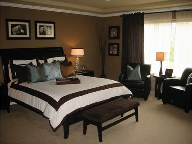 Bedroom:Dark Brown Carpet Bedroom Ideas Including Black ...