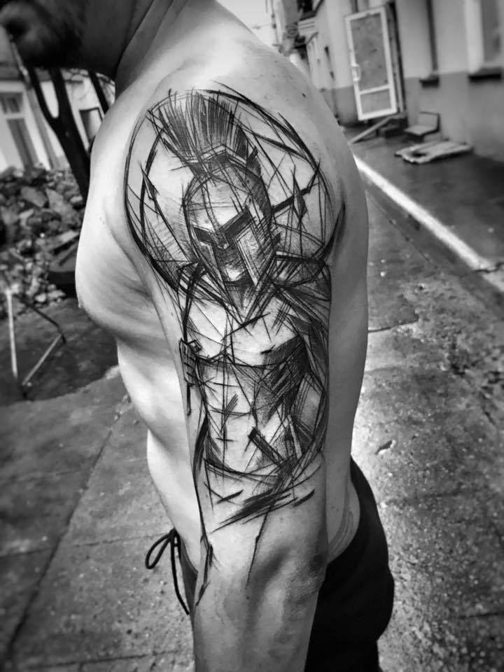 Inez janiak sketch tattoos inez janiak sketch tattoos for Forearm tattoo sketches