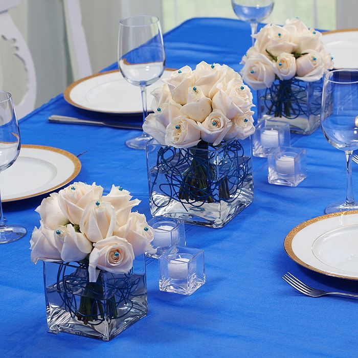 3 piece white rose centerpieces rose centerpieces for wedding wedding ideas  and collections 700x700 - 3 Piece White Rose Centerpieces Rose Centerpieces For Wedding