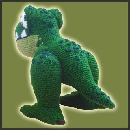 Amigurumi dinosaur crochet pattern | Amigurumi patrones gratis ... | 450x450