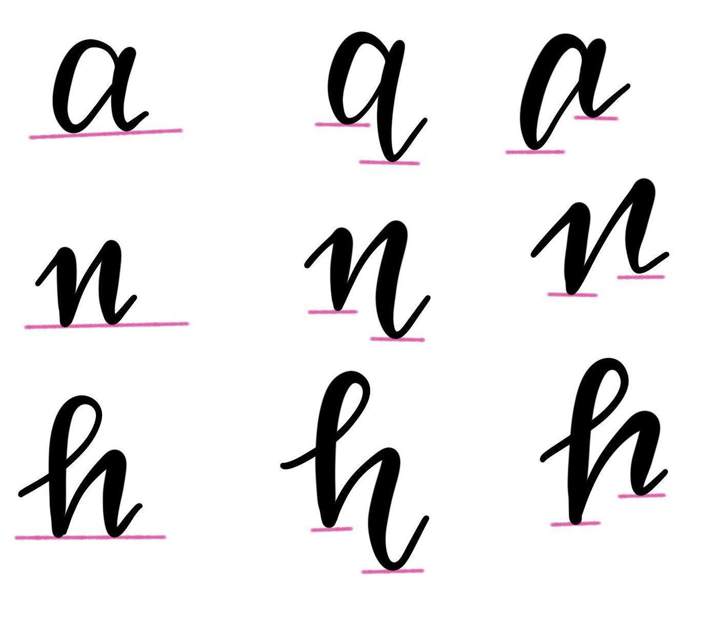 Buchstaben Tanzen