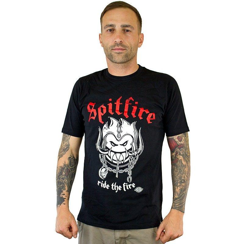 T-shirt Dickies x Spitfire Overkill black ★★★★★