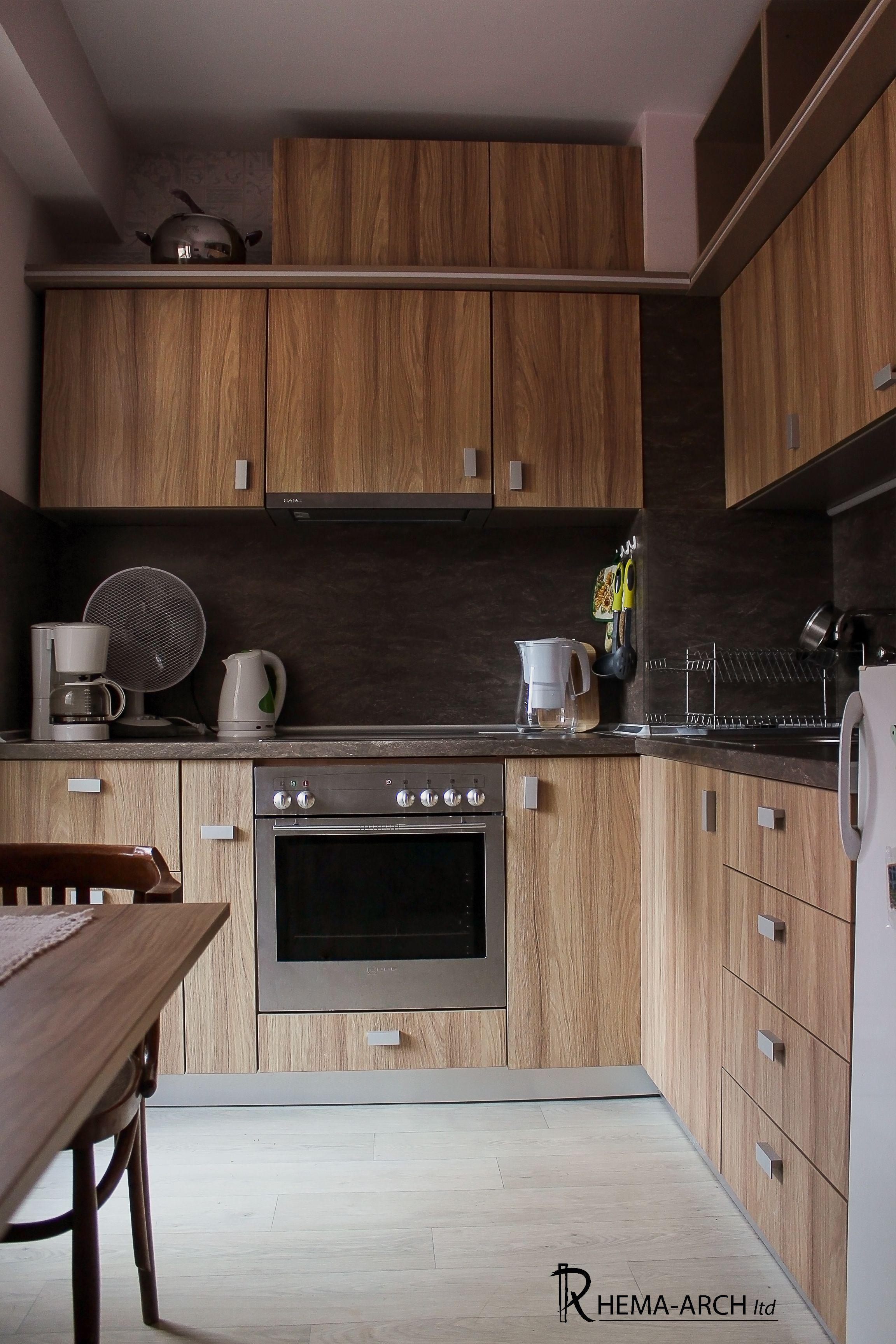 Design and creation of kitchen on a budget bu Rhema-arch ...
