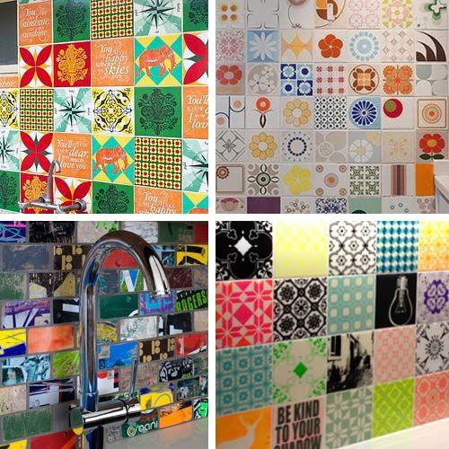 Patchwork piastrelle | Idee per la casa | Pinterest | Piastrelle ...