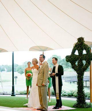 Wedding Venue | Purple wedding theme, Purple and green ...