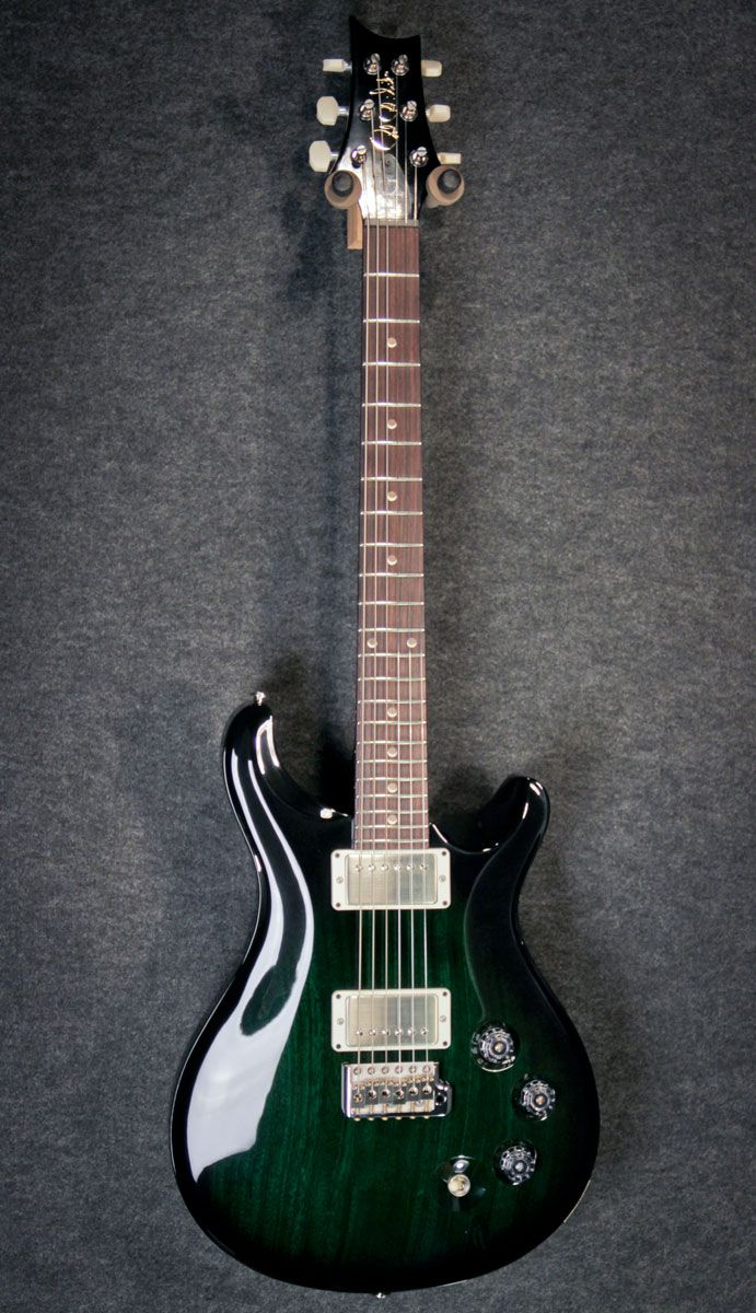 PRS DGT Dave Grissom Standard Green Burst Limited Edition Limited Edition All…
