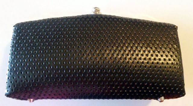 DIY: Sporty Trend Perforated Clutch
