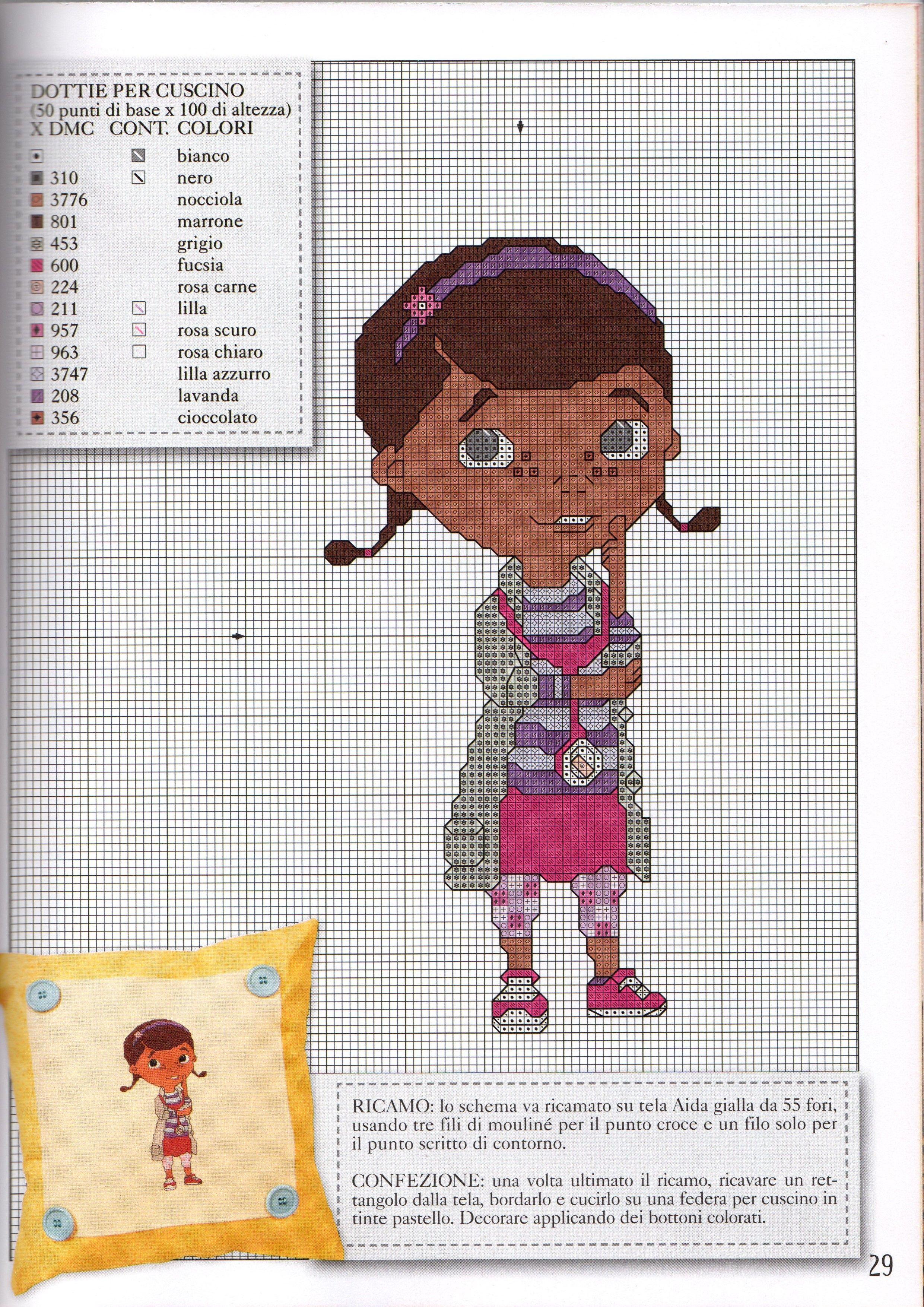 Colorati D Azzurro Chiaro dott. peluche (with images)   disney cross stitch, stitch