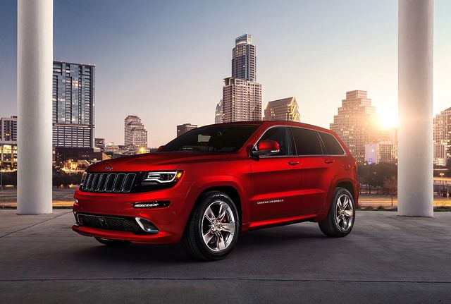 2014 Jeep Grand Cherokee Srt Engine Horse Power And Top Speed