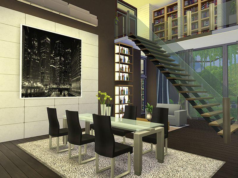 Inspiring Sims 4 Modern Living Room Ideas 4 Ideas Living Modern Room Sims Check More At Http Sims 4 House Design Sims 4 Modern House Sims House Design