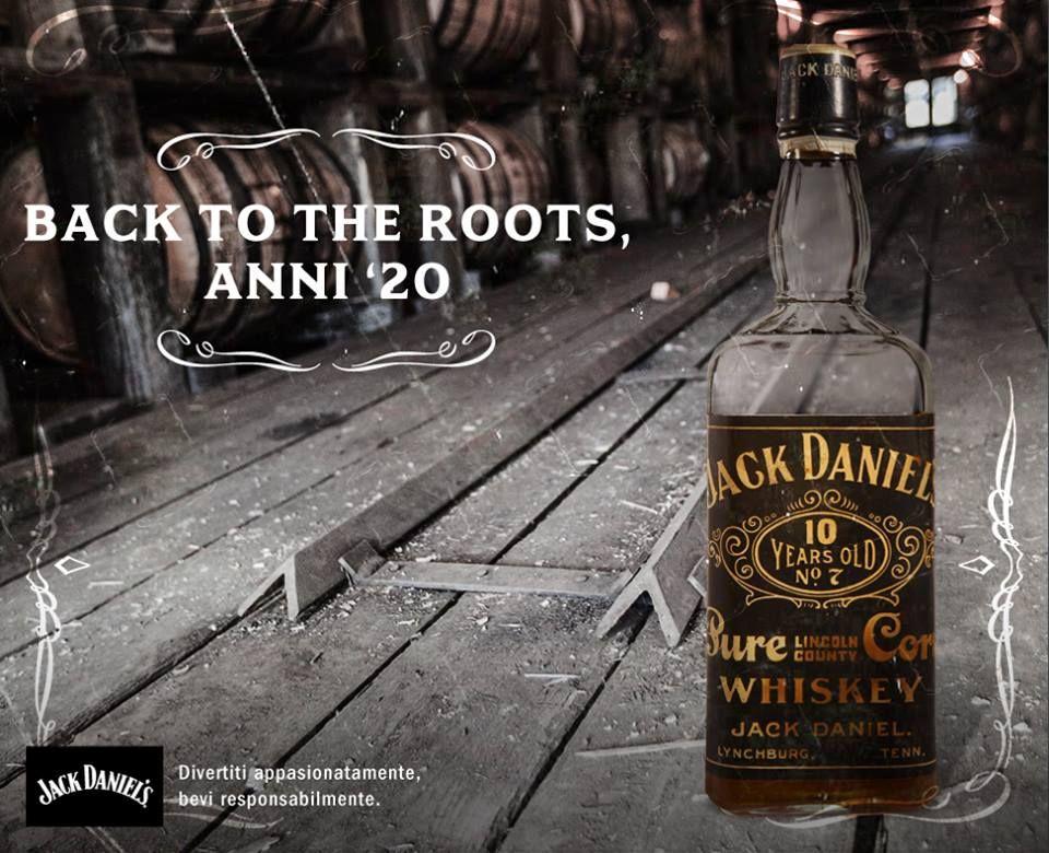 Jack Daniel's '20
