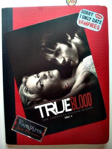 True Blood Vampire Journal, bidding starts at $5 in Geekery on 7/25 @ 10AM PT.