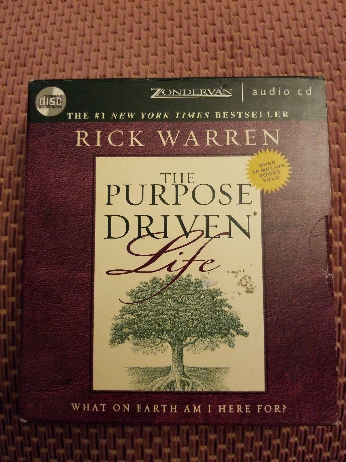 Inspiration for the purpose driven life mercari in 2020