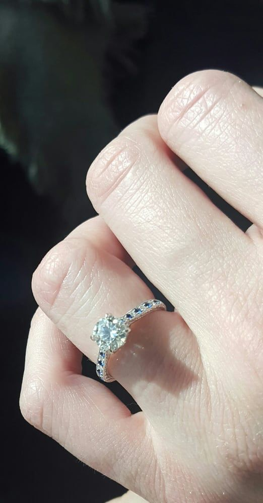 This Ultimate Ring Is Perfect In Every Detail Justin M On Yelp Ultimate Ring Engagement Rings Diamond Engagement Rings Sparkle Diamonds
