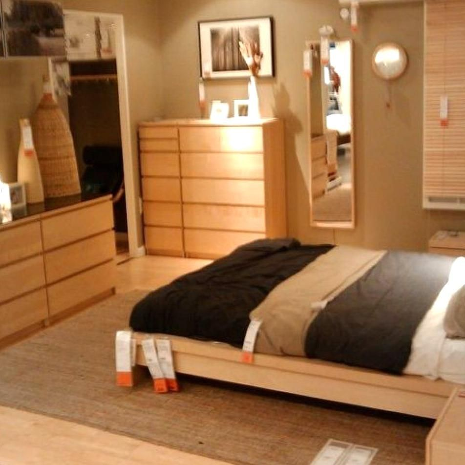 Ikea Bedroom Oak Furniture Dressers Are Indispensable Items Of Furniture Due T In 2020 Ikea Bedroom Furniture Ikea Malm Bed Ikea Bedroom Sets