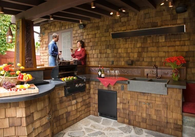 #Gartenterrasse Der Perfekte Rückzug: Ideen Für Outdoor Küchen #decoration # Decor #