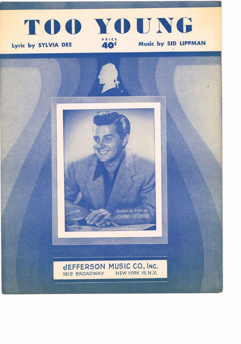 Pin on MUSIC I LOVE 19501951