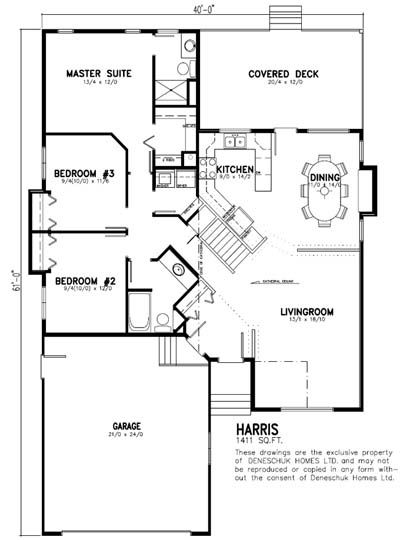 Deneschuk Homes 1400 1500 Sq Ft Home Plans Rtm And Onsite House Plans House Floor Plans How To Plan