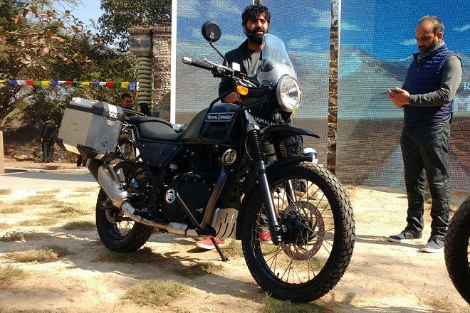Five things to know about the all new Royal Enfield Himalayan
