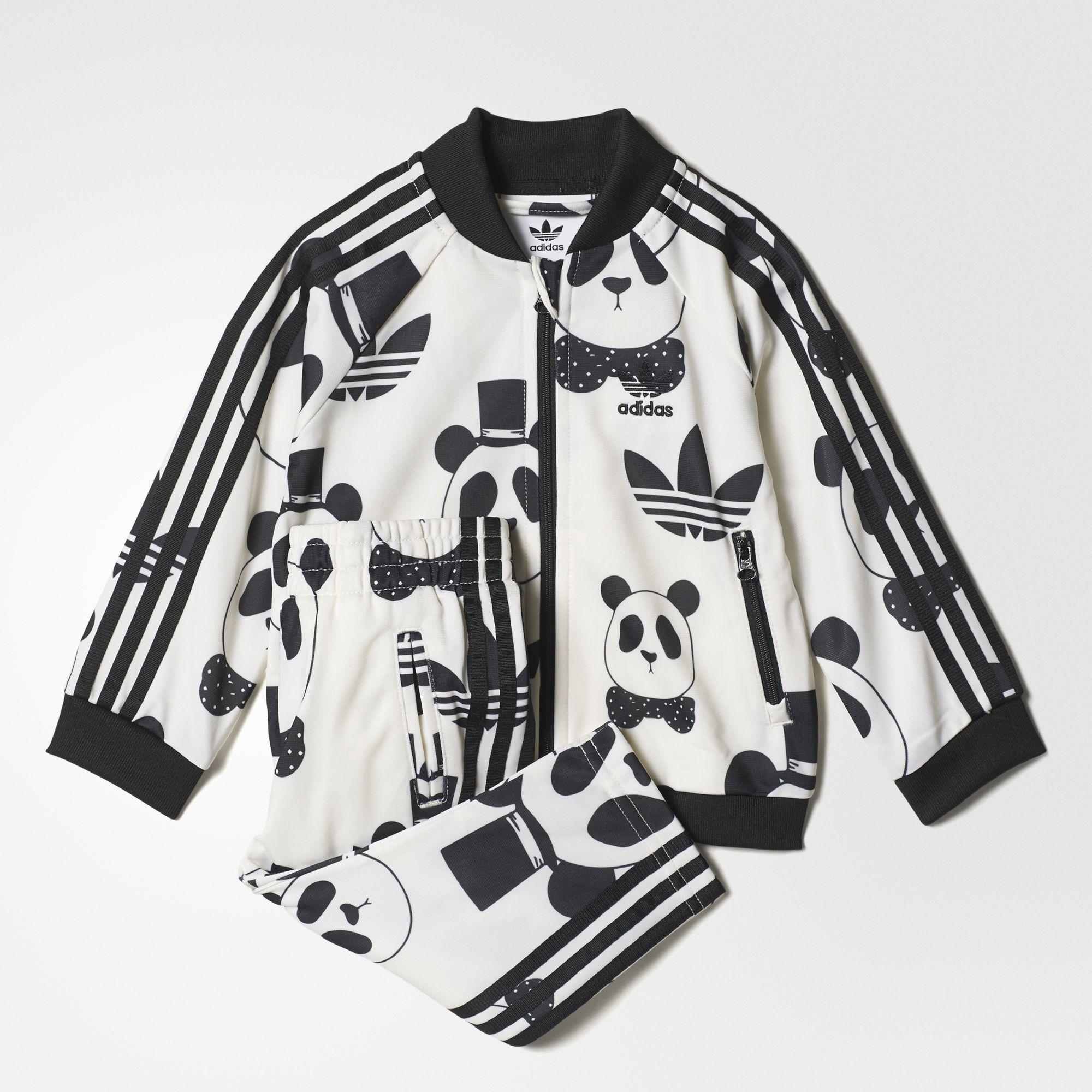 9ad7bab633b1f adidas - Mini Rodini SST Track Suit