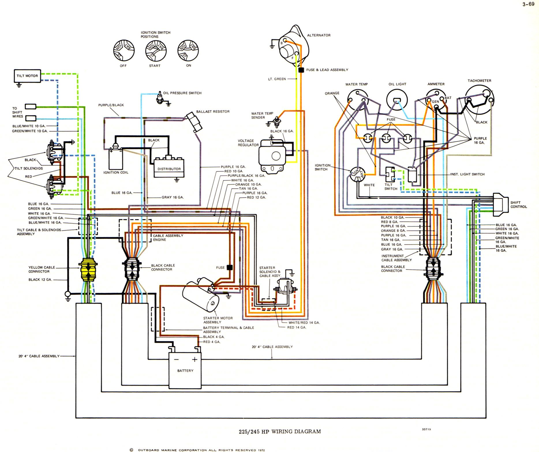 boat wiring electrical wiring diagram electric circuit house wiring boat engine  [ 1868 x 1568 Pixel ]