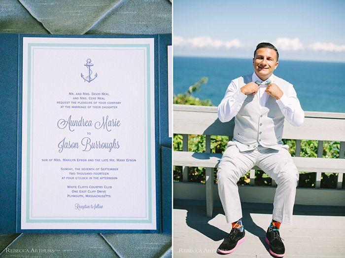 White Cliffs Country Club Wedding