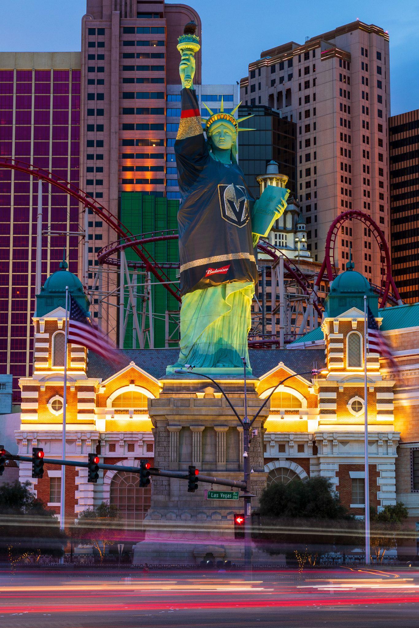 Vegas Golden Knights - Vegas Golden Knights New York New York Las Vegas, Nevada  Nevada 4/15/2018