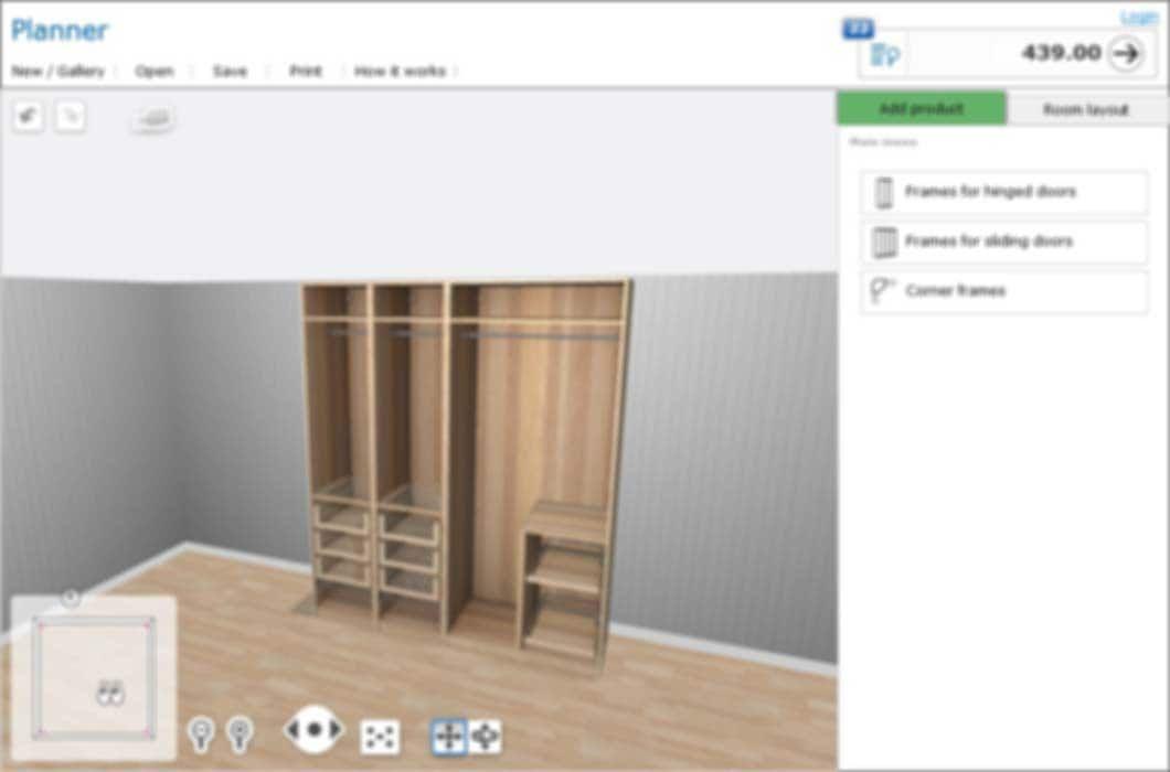 Besta Planner Ikea Bedroom Closet Design Closet Remodel Closet Redesign
