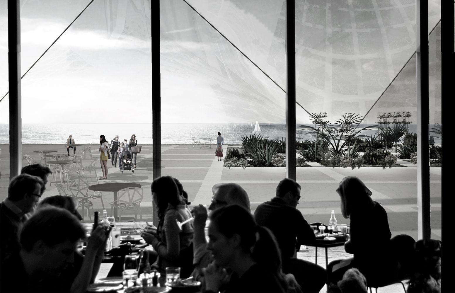 Galeria de OMA divulga imagens de um projeto alternativo para o Lucas Museum - 9