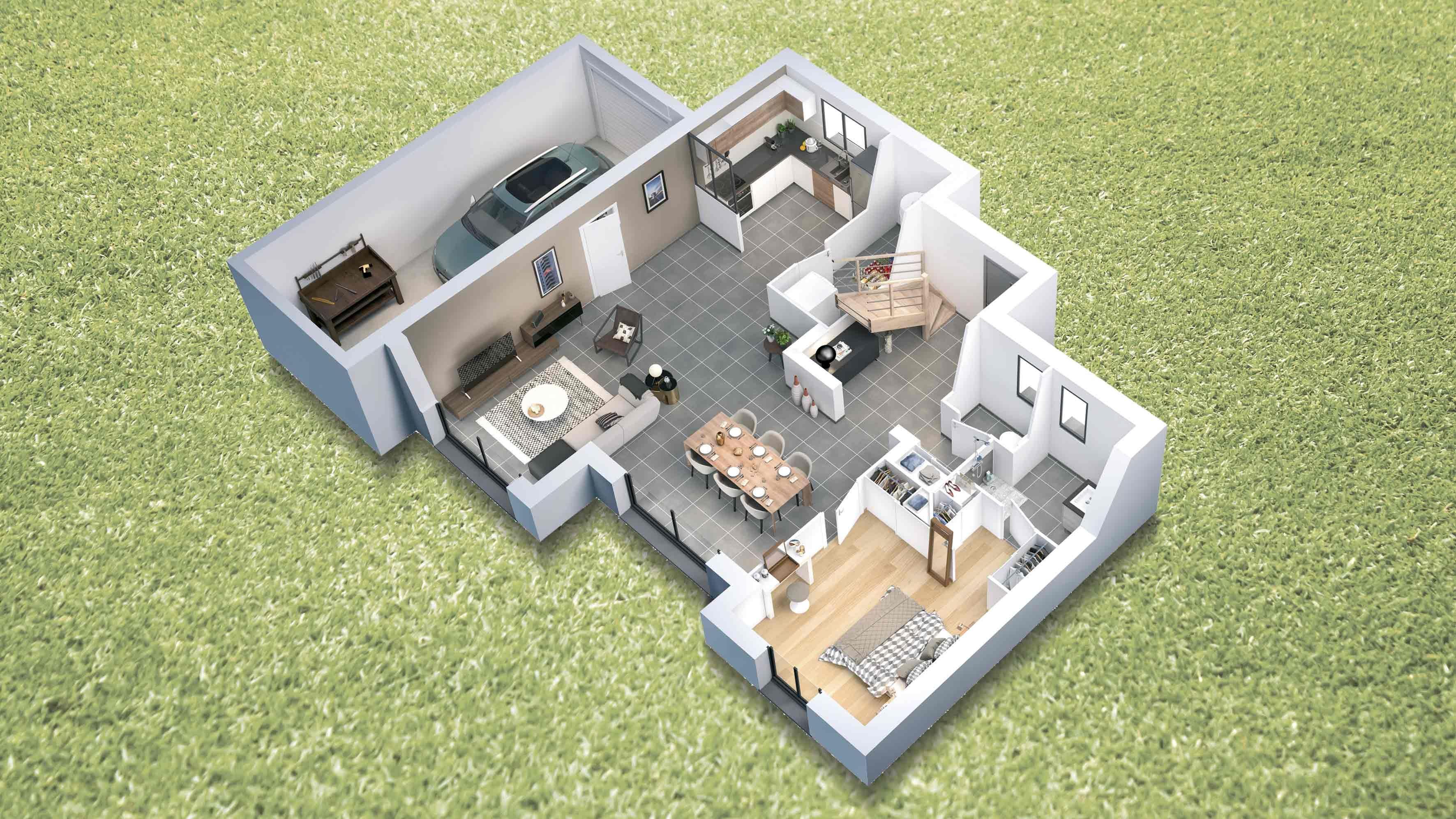 Avis Constructeur Couleur Villas regency - maisons sic | constructeur de maison individuelle