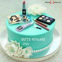 Create Greeting Cards Birthday Cake With Name Generator