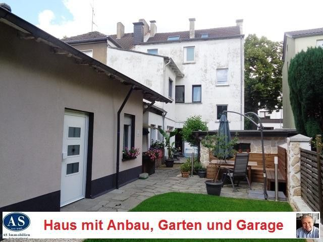 RESERVIERT., gepflegtes Mehrfamilienhaus mit Anbau (Büro
