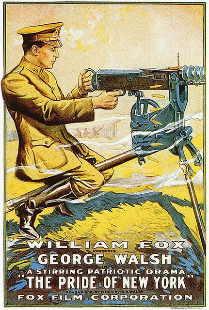 Classic WW1 posters.