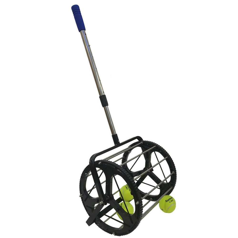 Ad Ebay Automatic Tennis Ball Holder Portable Storage Tennis Ball Basket Pick Up Hopper Tennis Ball Ball Ball Storage