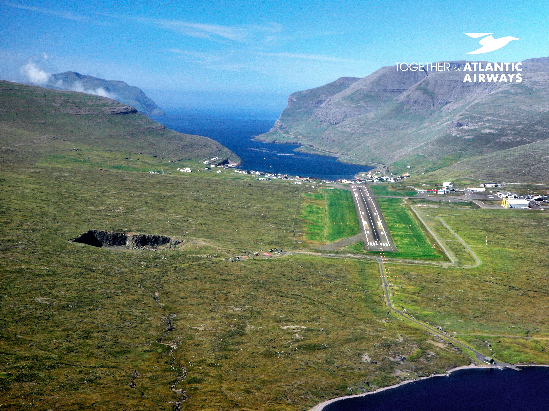 Vagar Airport - Feroe Islands | Airports - Aeroporturi in ...