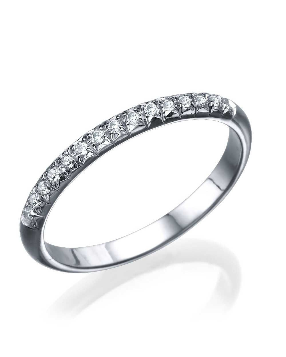 Platinum Wedding Bands For Women 0 15ct Diamond Semi Eternity Ring Platinum Wedding Band Wedding Ring Bands Set Wedding Ring Bands