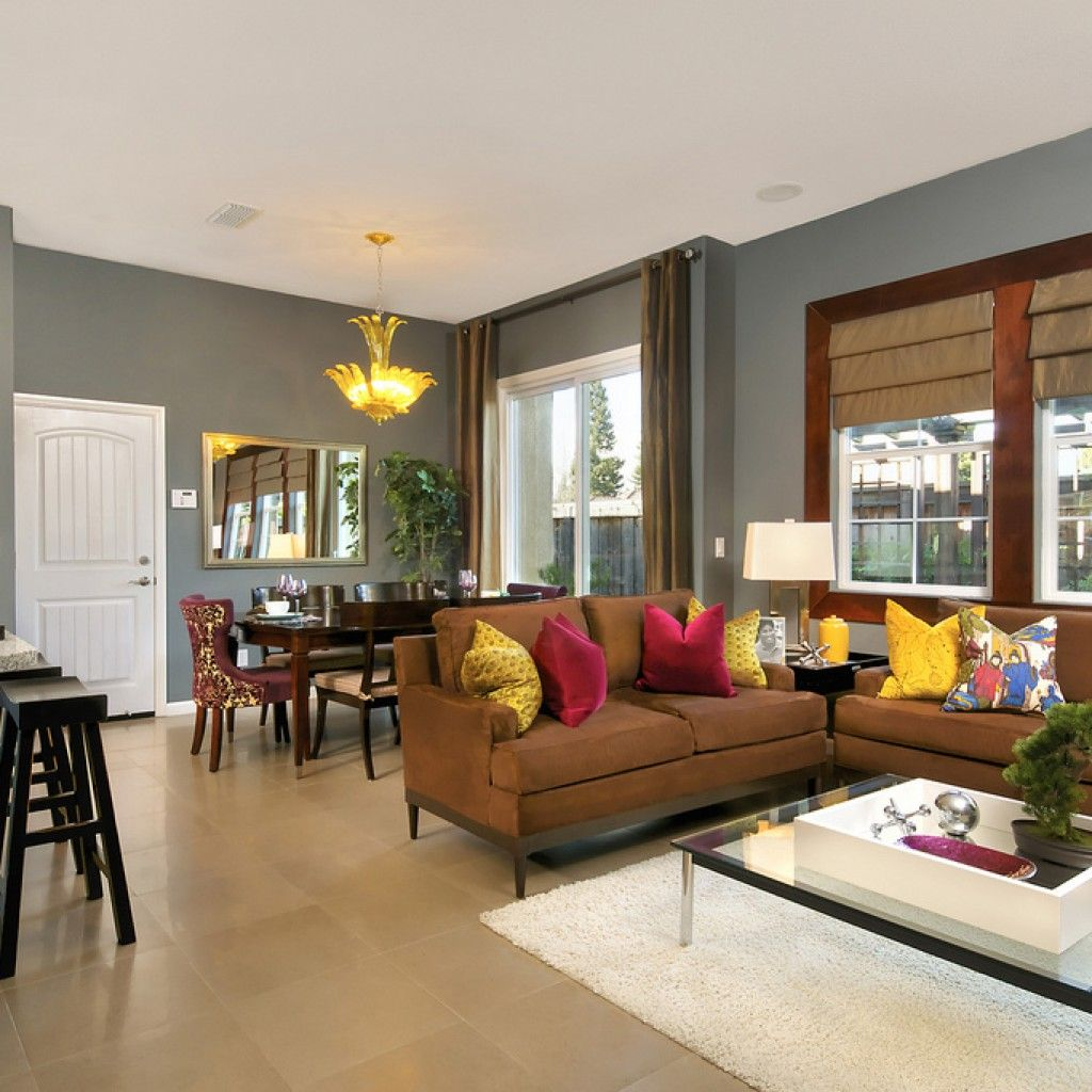 apartment living room dining combo decorating ideas rooms ...
