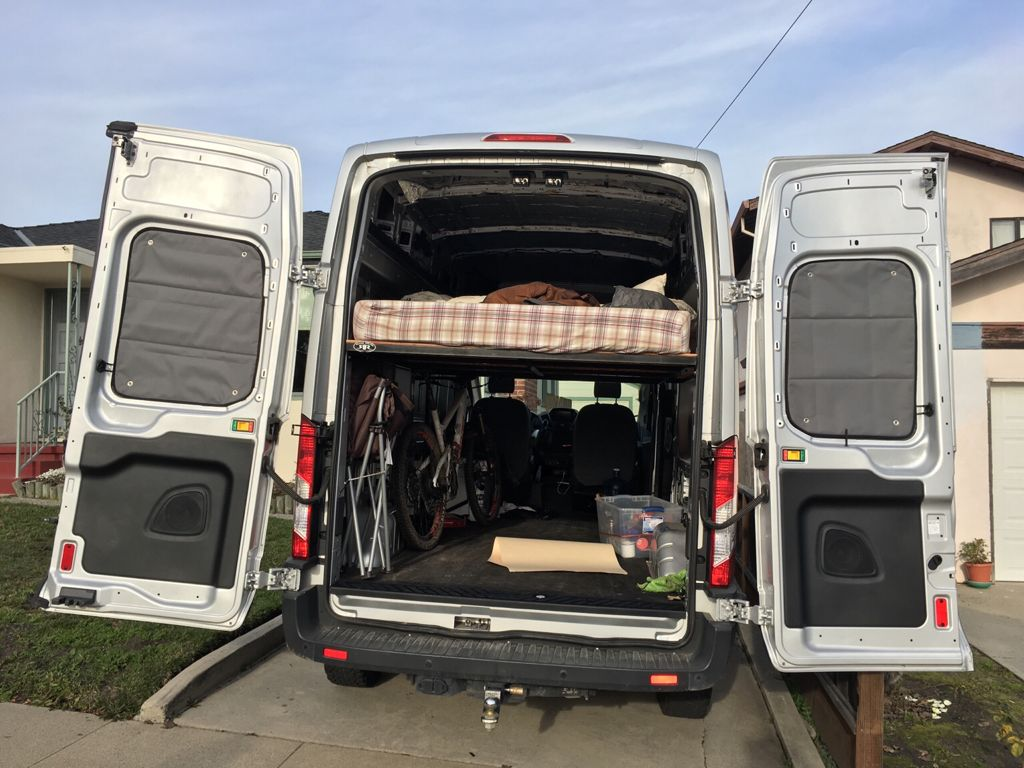 Insulated Window Covers Ford Transit Usa Forum Window Insulation Window Coverings Ford Transit Conversion
