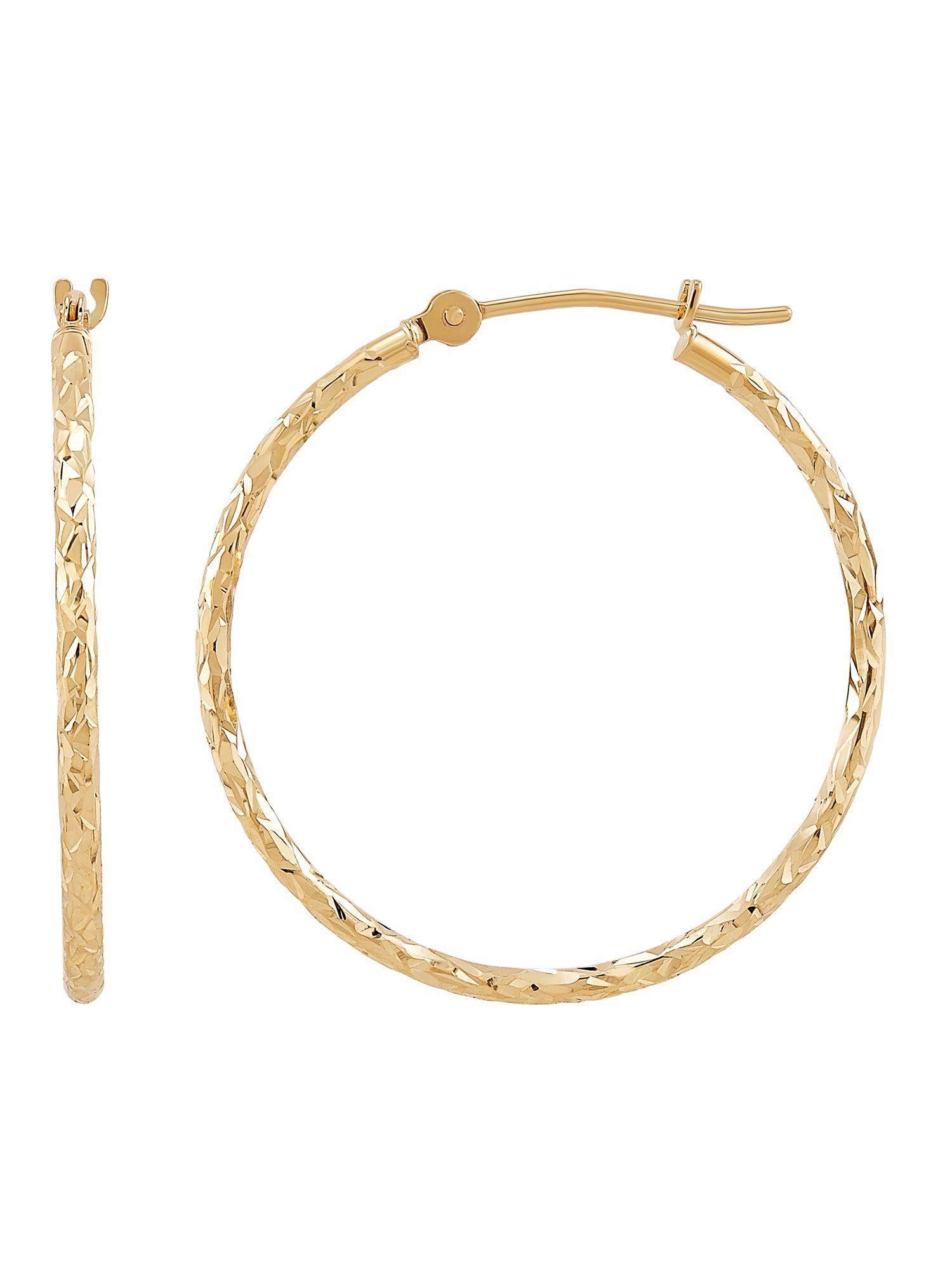 37+ Brilliance fine jewelry hoop earrings info