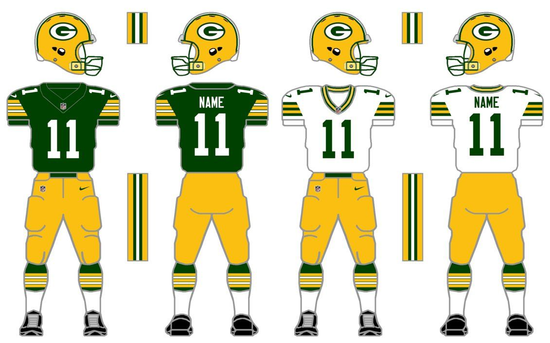 Green Bay Packers This Is The 4th Of Many Uploads For This Nike Nfl Tweaking Nike Elite Nike Nfl Elite