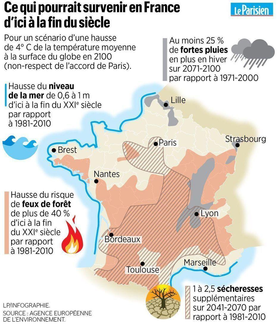 Climat 50000 logements en péril le long du littoral en